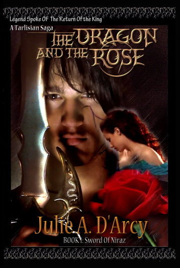 Dragon and the rose cover