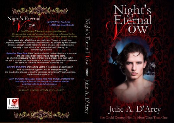 Nights Eternal Vow print cover800